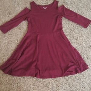 Childrens Place Fit and Flare dress